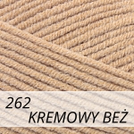 Cotton Gold 262 kremowy beż