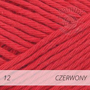 Paris 12 czerwony