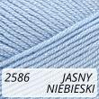Elian Nicky 2586 jasny niebieski