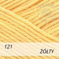 Universa 121 żółty