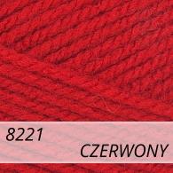 Bravo 8221 czerwony