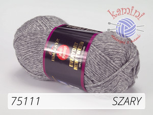 Everyday New Tweed 75111 szary