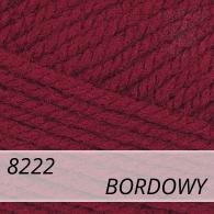 Bravo 8222 bordowy
