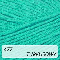 Bella 477 turkusowy