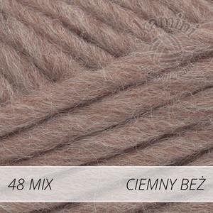 Eskimo Mix 48 ciemny beż