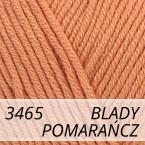 Baby Cotton 3465 blady pomarańcz