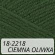 Kotek 18-2218 ciemna oliwka