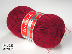 Kocurek 34-2223 bordo