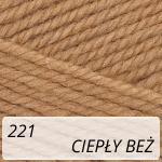 Nakolen 221 ciepły beż