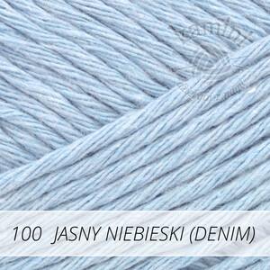 Paris Denim 100 jasny niebieski