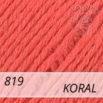 Baby Wool 819 koral