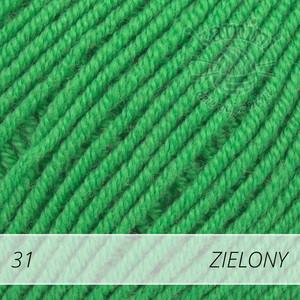 Baby Merino 31 zielony
