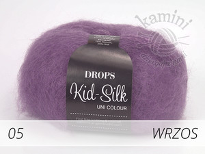 Kid-Silk 05 wrzos