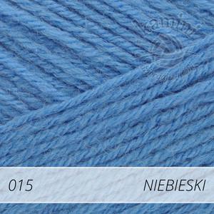 Merino Gold 015 niebieski