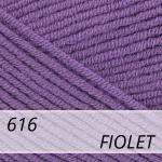 Cotton Gold 616 fiolet