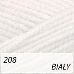 Nakolen 208 biały