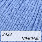 Baby Cotton 3423 niebieski