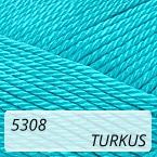 Camilla 6/4 5308 turkus