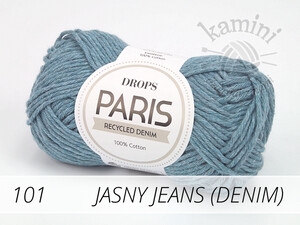Paris Denim 101 jasny jeans