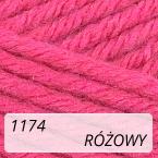 Sport Wool 1174 różowy