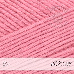 Safran 02 różowy