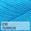 Elian Nicky 235 turkus
