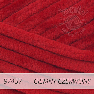 Elian Soft Kitty 97437 ciemny czerwony