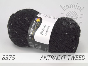 Bravo 8375 antracyt tweed