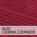 Nakolen 3630 ciemna czerwień