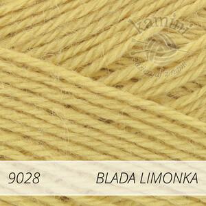 Alpaca 9028 blada limonka