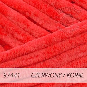 Elian Soft Kitty 97441 czerwony / koral