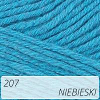Bamboo Jazz 207 niebieski