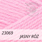 Super Bebe 23069 jasny róż