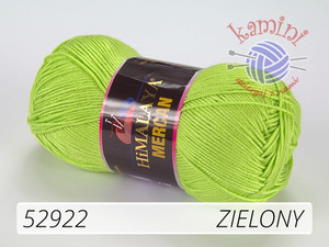 Mercan 52922 zielony