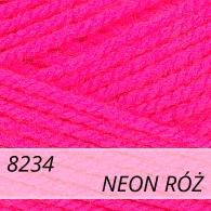 Bravo 8234 neon róż