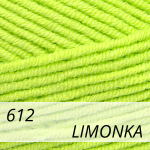 Cotton Gold 612 limonka