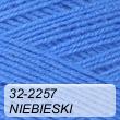 Kocurek 32-2257 niebieski