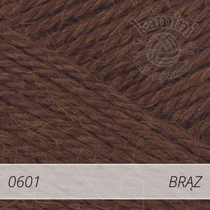 Alpaca 601 brąz