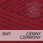 Super Bebe 3641 ciemny czerwony