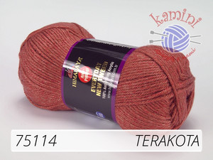 Everyday New Tweed 75114 terakota