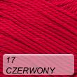 Supreme Cotton 17 czerwony