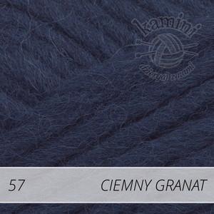 Eskimo 57 ciemny granat