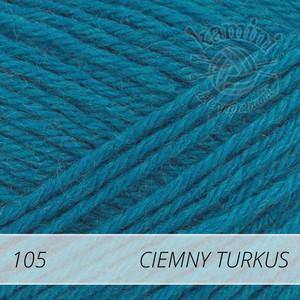 Fabel 105 ciemny turkus