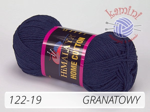 Home Cotton 122-19 granatowy