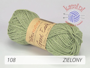 Good Earth 108 zielony