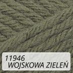 Sport Wool 11946 wojskowa zieleń