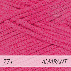 Macrame Cotton 771 amarant