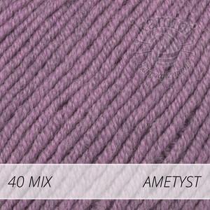 Baby Merino Mix 40 ametyst