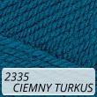 Elian Klasik 2335 ciemny turkus