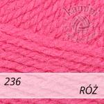 Super Bebe 236 róż
